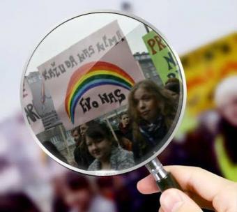 LGBT pet lica diskriminacije