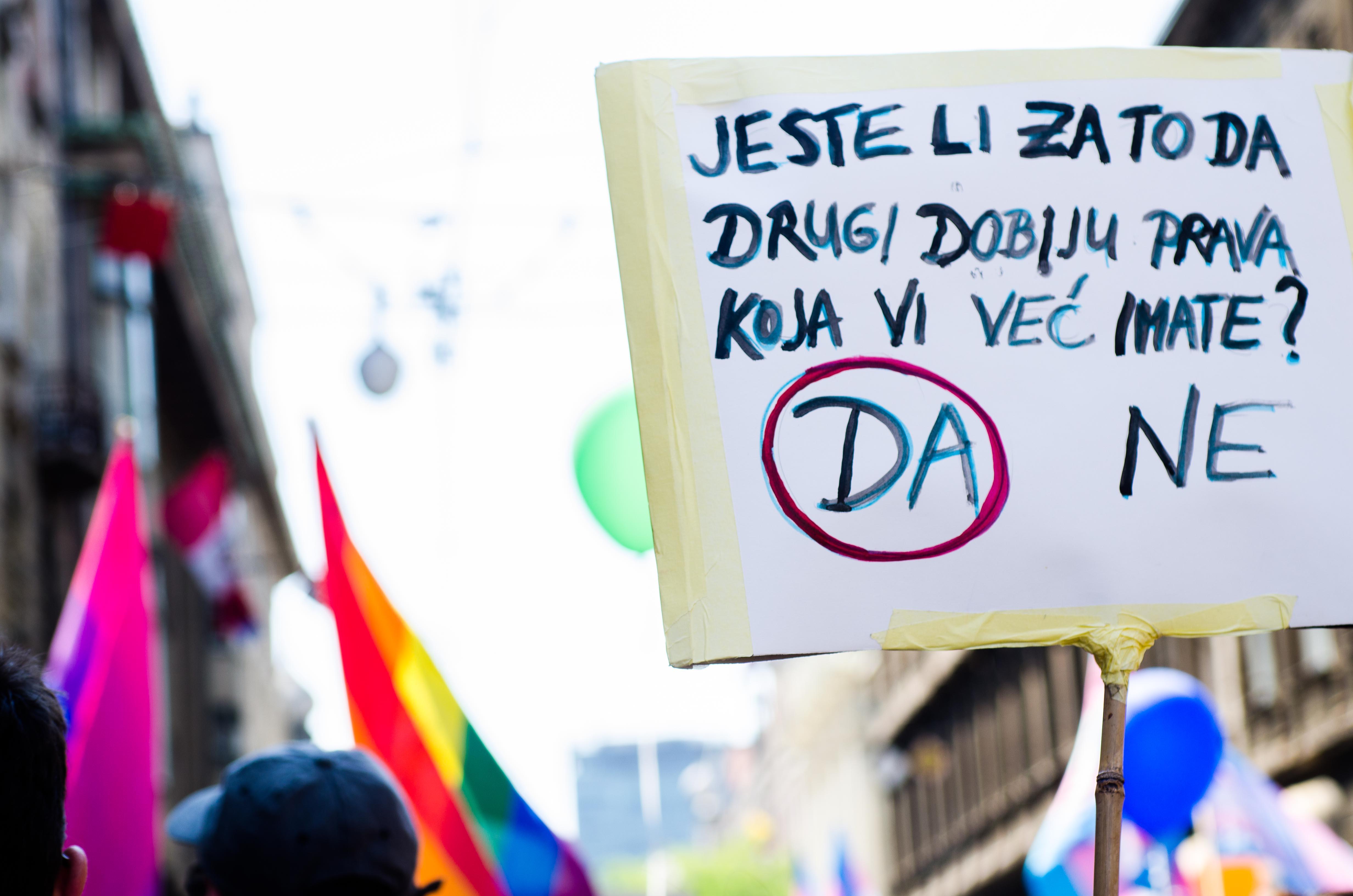 Foto: Matej Čelar za Zagreb Pride