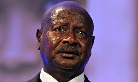Predsjednik Ugande, Yoweri Museveni Foto: Carl Court