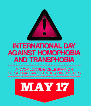 Foto: http://dayagainsthomophobia.org/