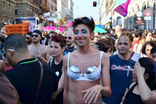 Parada ponosa u Rimu 2013. godine