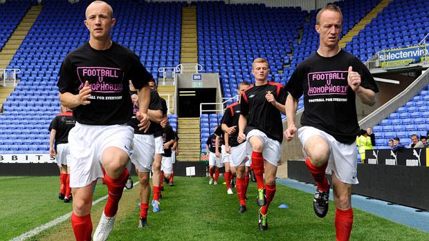 footbal v. homophobia