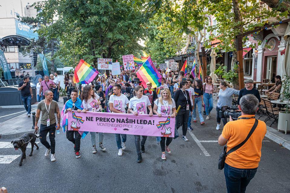 Fotografija preuzeta sa Facebooka Queer Montenegro