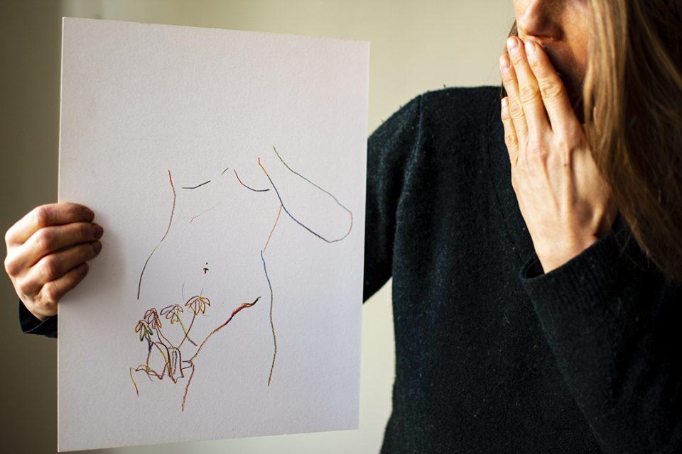 Rad Jelene Miličević, fotografija: Marina Trifunović