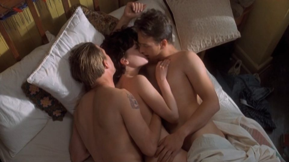 """Scena iz filma """"Threesome"""""""